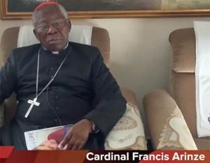 Cardinal Arinze